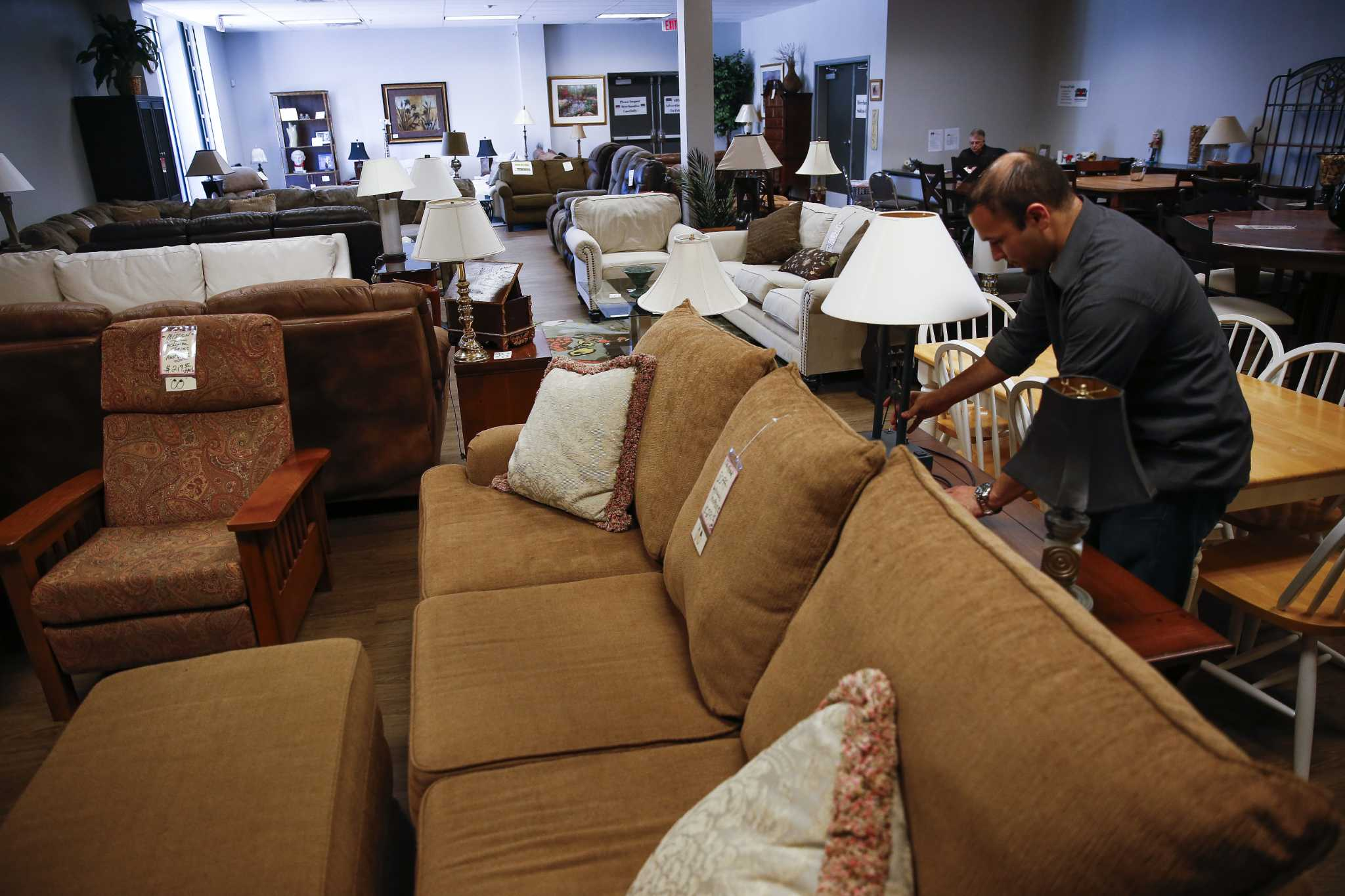 Houston Furniture Bank Will Be A Needed Resource As Hurricane Harvey Rehab Continues San
