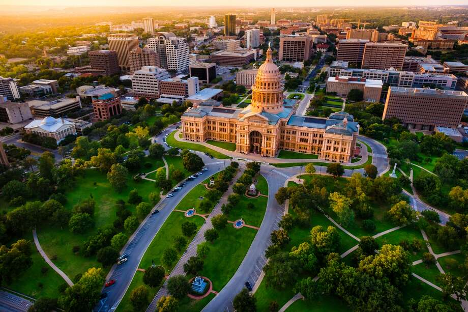 The Texas Capitol building in Austin. Photo: Getty Images