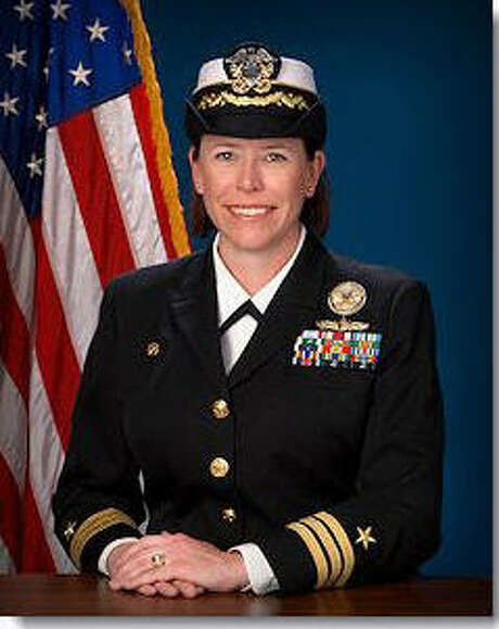 Slough is captain of the USS Porter, one of the Navy destroyers that launched the cruise missile strike into Syria