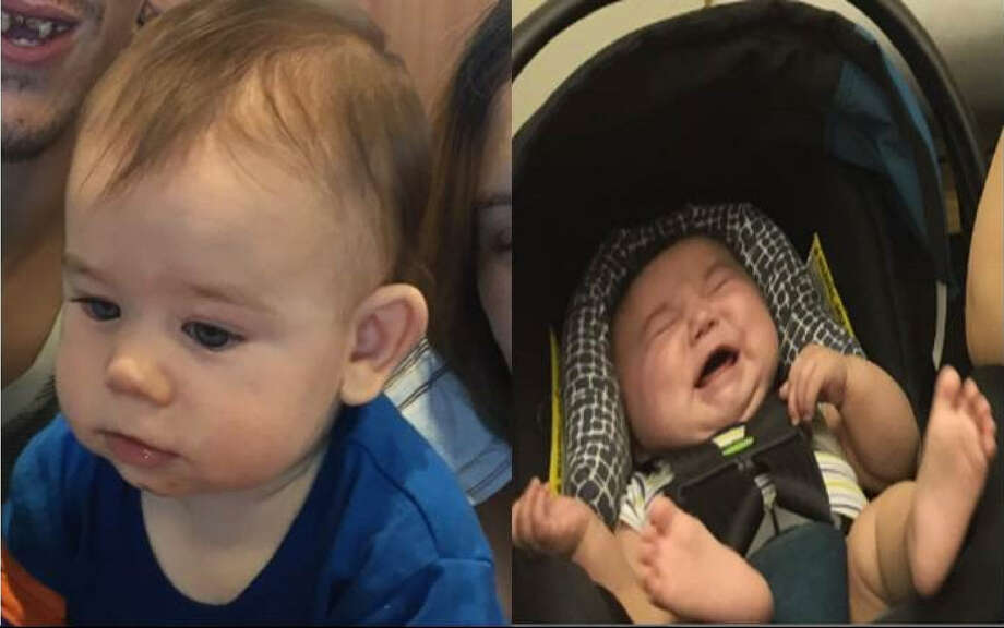 FILE - Photos of Dominic and Daniel Smith, the subject of an Amber Alert issued on April 6, 2017. They were recovered a day later. Photo: File/Texas Department Of Public Safety