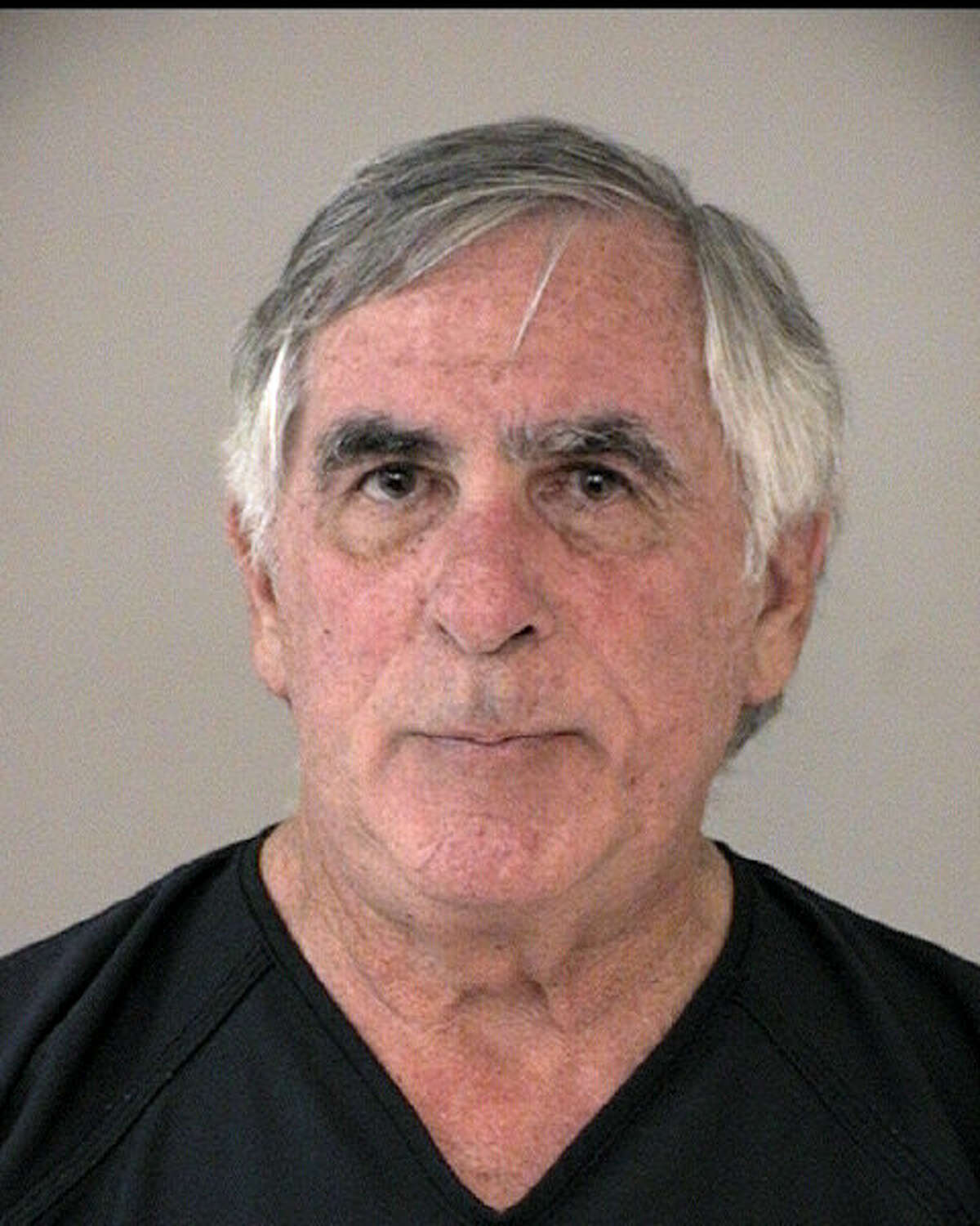 John L. Eells, 70, is accused of aggravated assault on a police officer and driving while intoxicated in Fort Bend County.