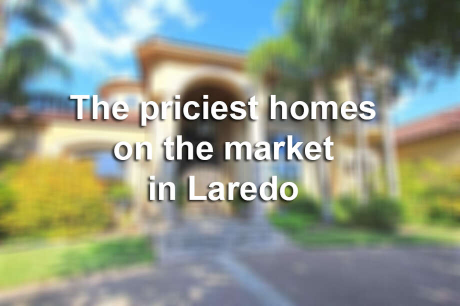 Laredo has some stunning real estate, but it's going to cost you more than a few dollars. Keep clicking through to see the most expensive homes on the market in Laredo.