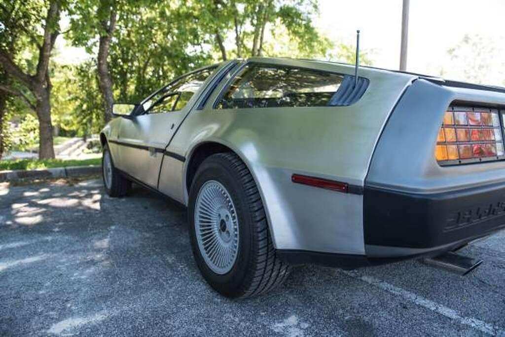 San Antonio man selling DeLorean on Craigslist, flux capacitor ...