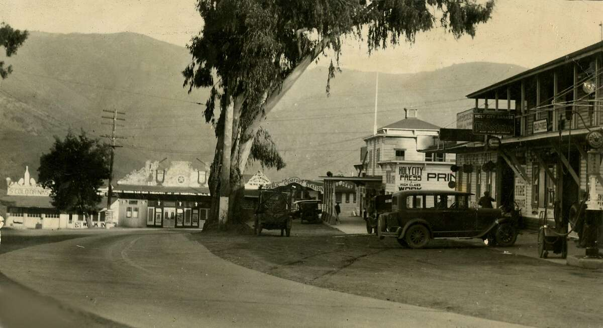 Holy City, in Santa Clara County, which is now part of Silicon Valley. January 25, 1929