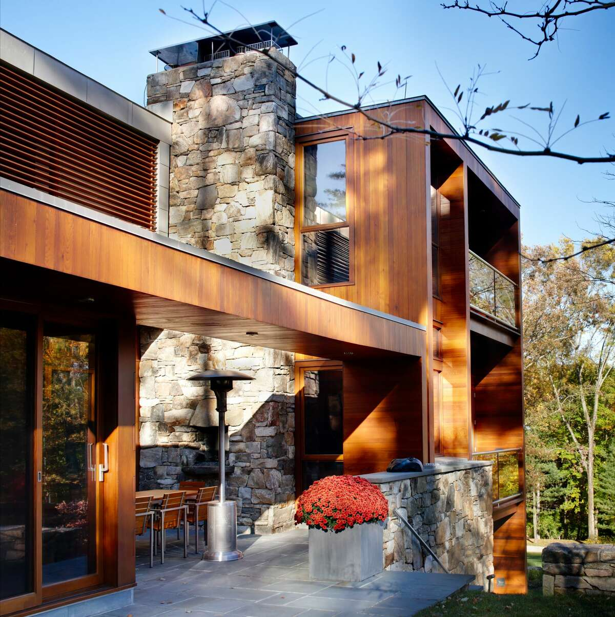 The Brown House, New Canaan