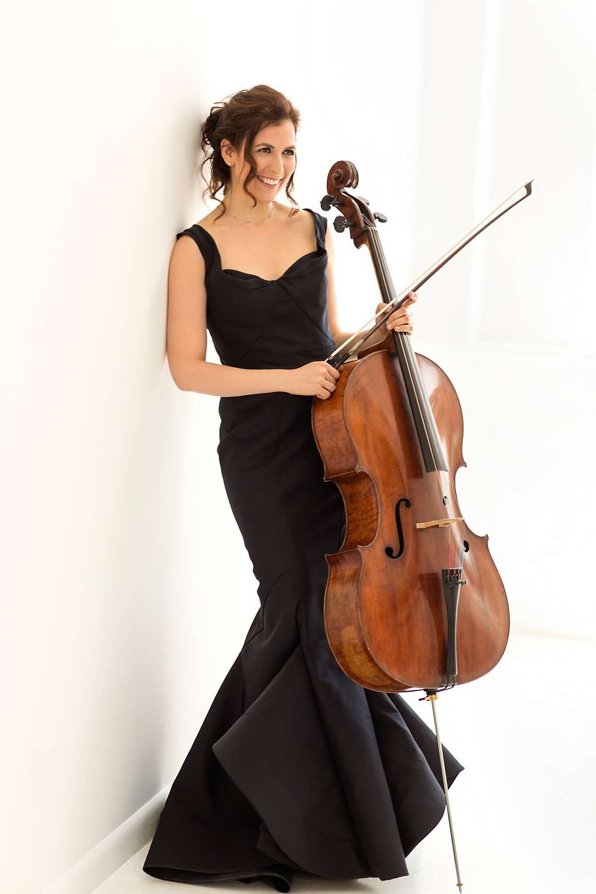 Israeli cellist Inbal Segev will premiere