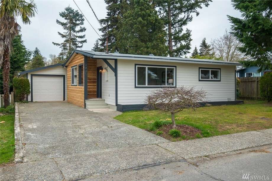 The first home, at 2420 N.E. Ninth Pl., is listed for $360,000. The three-bedroom, two-bathroom home is in Renton.The home spans 1,850 square feet and was recently remodeled. There will be a showing for this home on Saturday, April 8, from 10 a.m. to 2 p.m. You can see the full listing here. Photo: Photos By Patrick Choi/listing Courtesy Of Jesse Le And Patrick Choi, AgencyOne