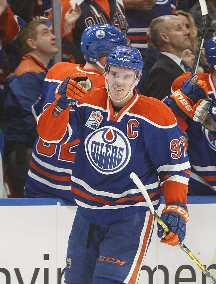 Connor McDavid has powered Edmonton to the playoffs. Photo: Jason Franson, Associated Press