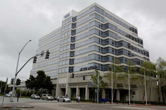 The Visa Global Headquarters can be found at 900 Metro Center Blvd.   on Friday, April 7, 2017, in Foster City, Calif.