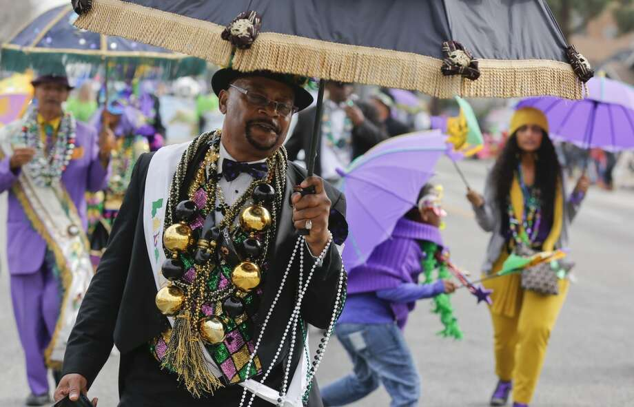 SATURDAY: 'NEW ORLEANS ON ORLEANS STREET'