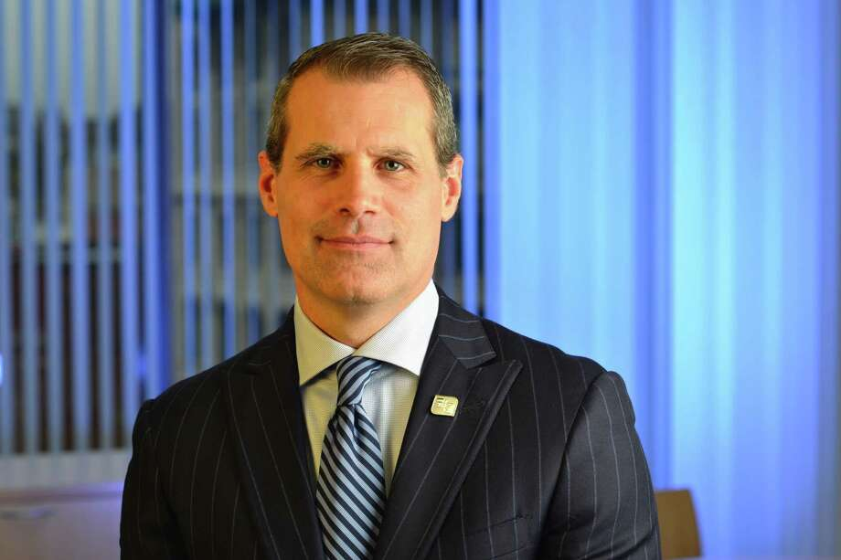 Chad Borton was appointed USAA Bank president in April. Photo: Courtesy Photo