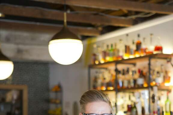 El Barrio, which specializes in Mexican-style cocktails using bourbon and mezcal, is owner Crista Luedtke's take on a neighborhood bar.