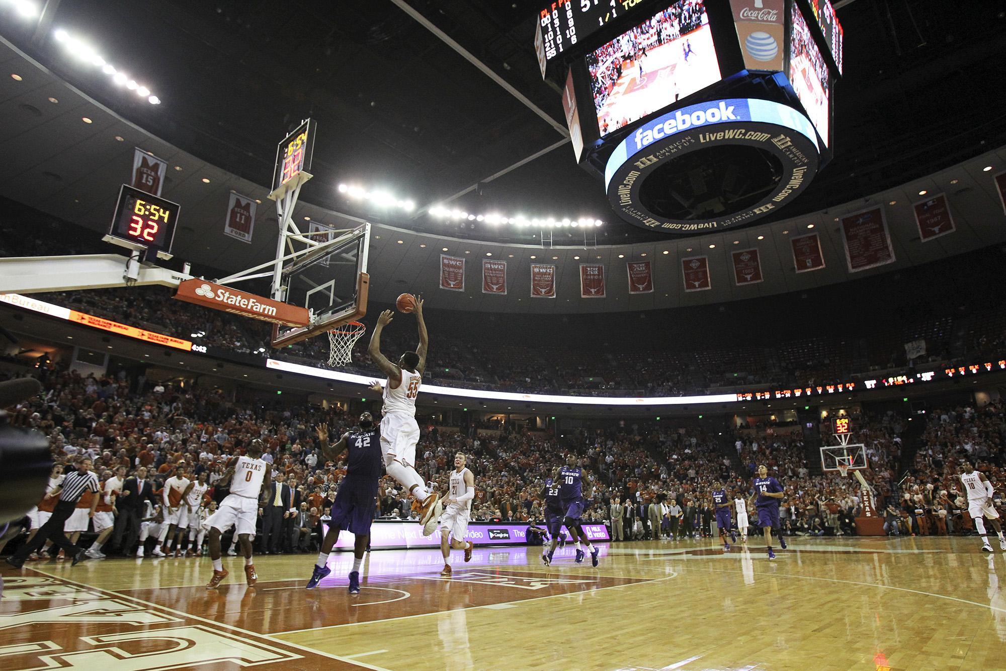 So Long Erwin Center Texas Expects New Basketball Arena