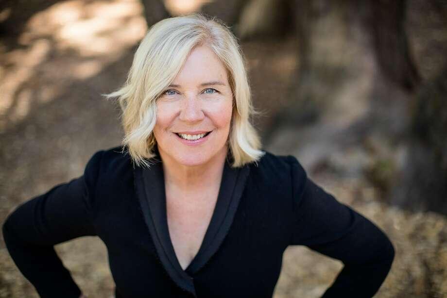 """Susan """"Sayre"""" Batton, new director of San Jose Museum of Art Photo: Gary Sexton"""