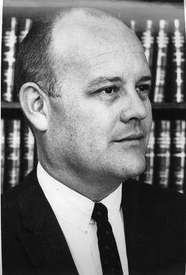 John T. Knox, Assemblyman, Richmond  Photo dated 05/28/1970