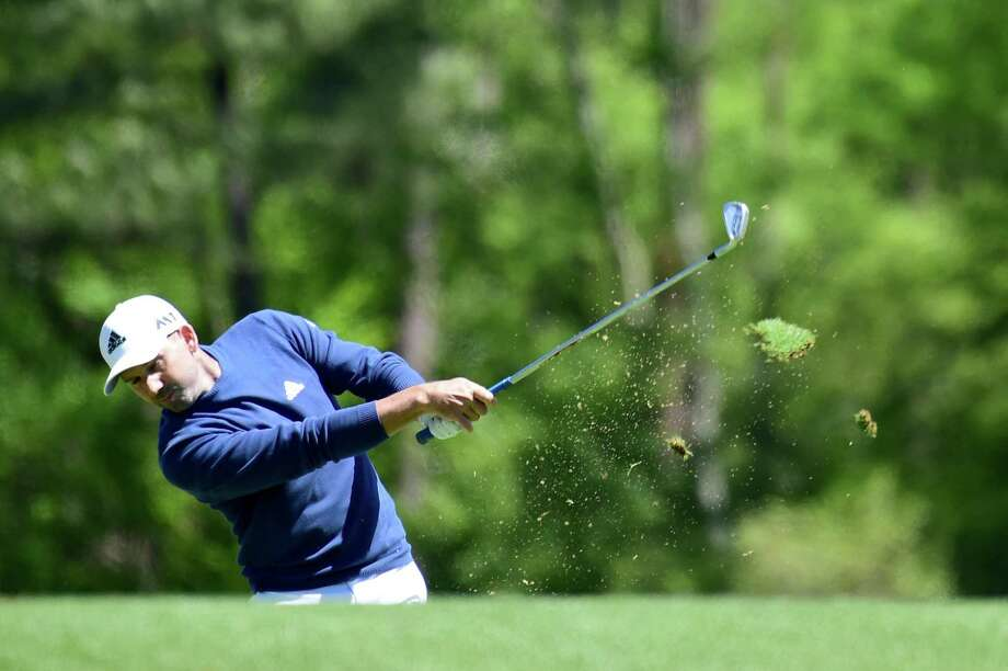 AUGUSTA, GA - APRIL 07:  Sergio Garcia of Spain plays a shot on the 12th hole during the second round of the 2017 Masters Tournament at Augusta National Golf Club on April 7, 2017 in Augusta, Georgia.  (Photo by Harry How/Getty Images) Photo: Harry How, Staff / Getty Images / 2017 Getty Images