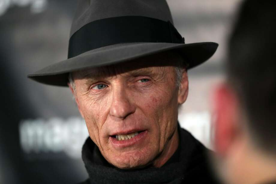 Actor Ed Harris during 50th anniversary gala of the Magic Theatre in San Francisco, Calif., on Friday, April 7, 2017. Photo: Scott Strazzante, The Chronicle