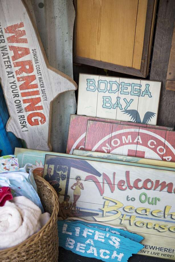 Bodega Bay Surf Shack. Photo: Vivian Johnson, Special To The Chronicle