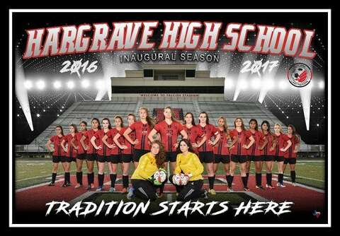 A strong first season for Hargrave soccer program - Houston