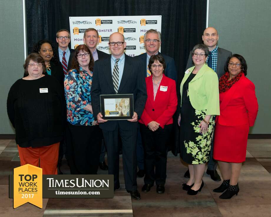 Were you Seen at the Sixth Annual Times Union Top Workplaces event held at the new Albany Capital Center in downtown Albany on Thursday, April 6, 2017? Photo: Shawn Morgan Photography, Special To The Times Union