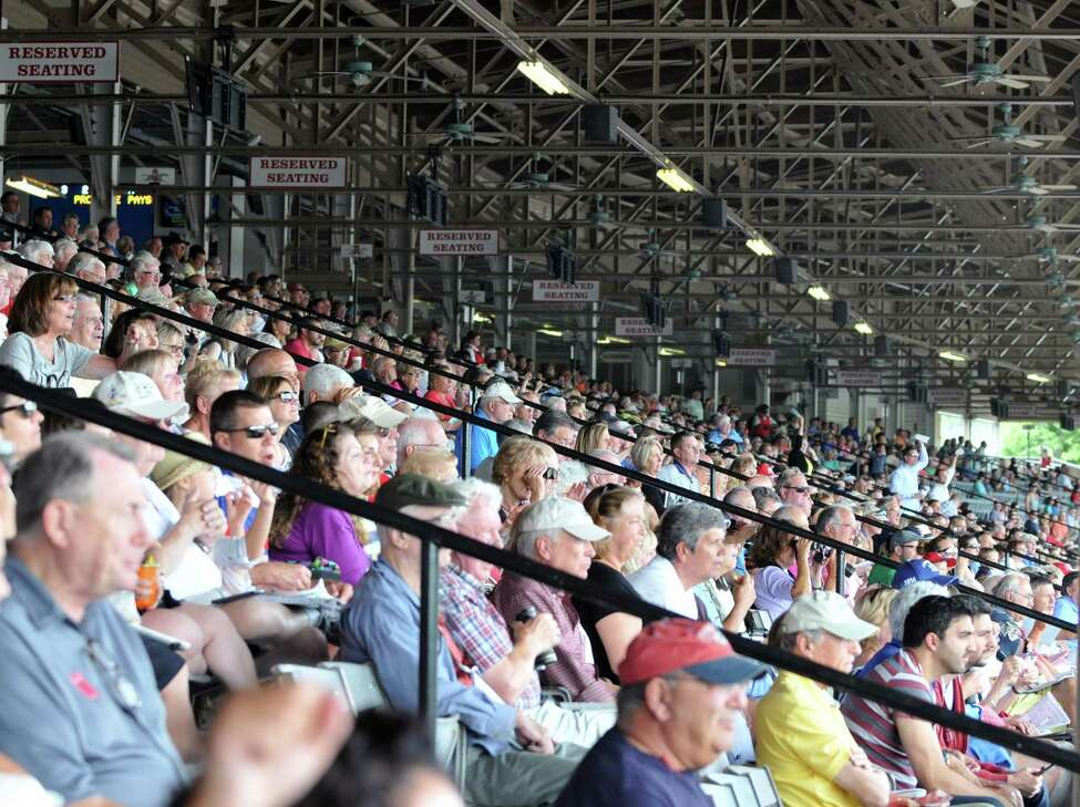 General admission to the Grandstand Regular: $7 Travers: $10 in advance and $15 for same day
