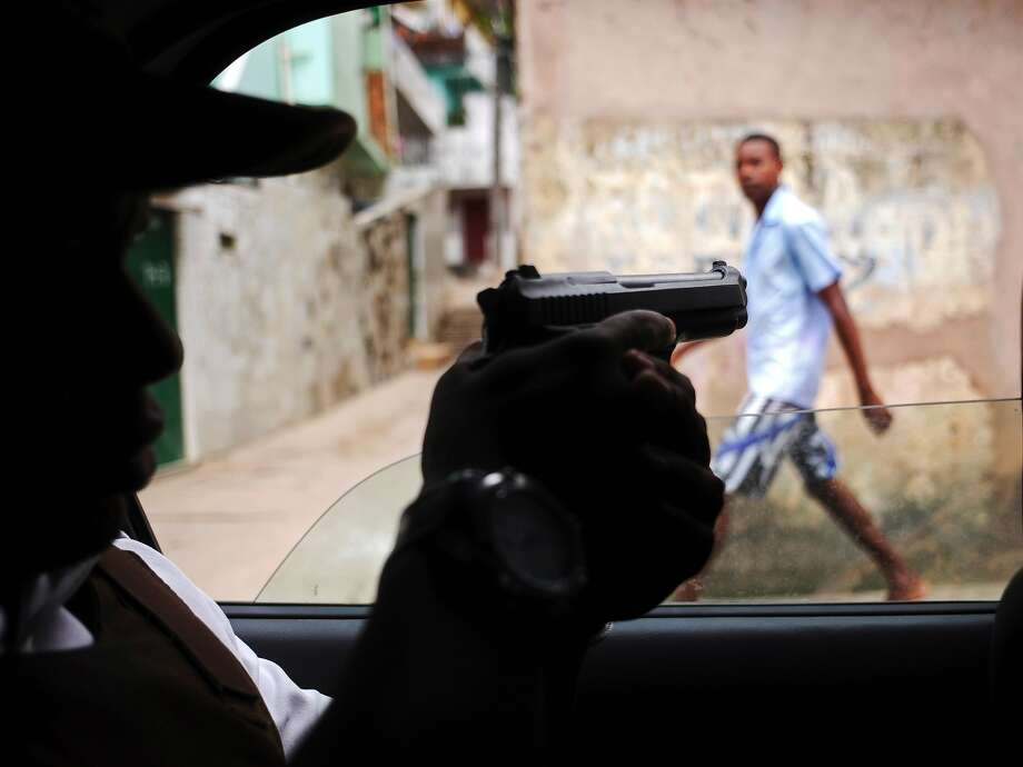 In an annual ranking of the world's most violent cities, 42 are in Latin America, including 17 in Brazil, 12 in Mexico, and five in Venezuela. Click ahead to view scenes from cartel violence and the drug war in Mexico in 2018. Photo: Reuters