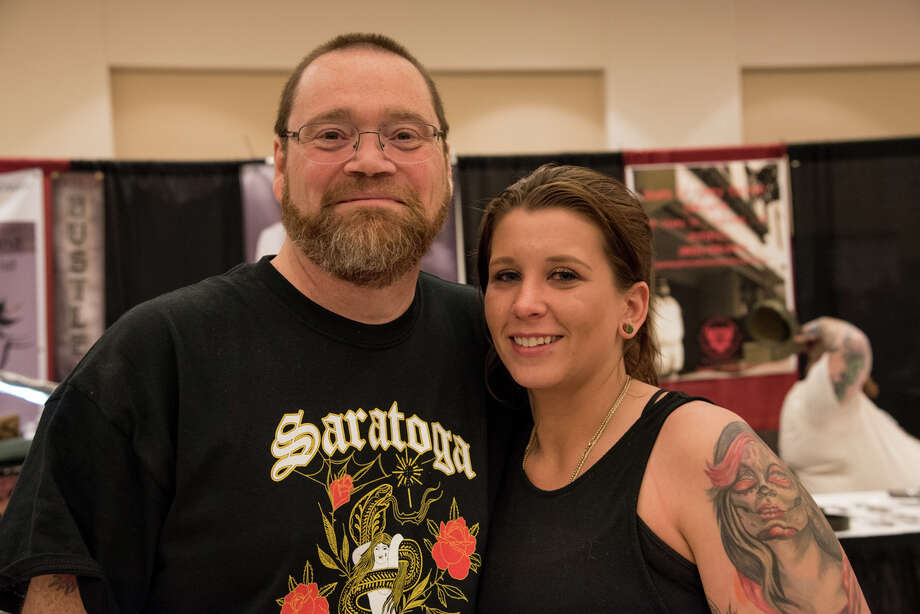 Were you Seen at the Saratoga Tattoo Expo on Saturday, April 8, 2017 at Saratoga City Center? Photo: Hannah Walsh