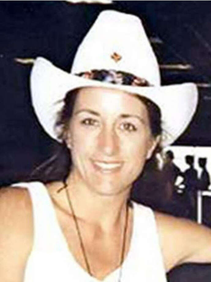 Jane McDonald-Crone didn't go to work at a tool shop in Houston in November 1993 and didn't go home or to class in Tomball, either. Her husband reported her missing. Photo: FBI