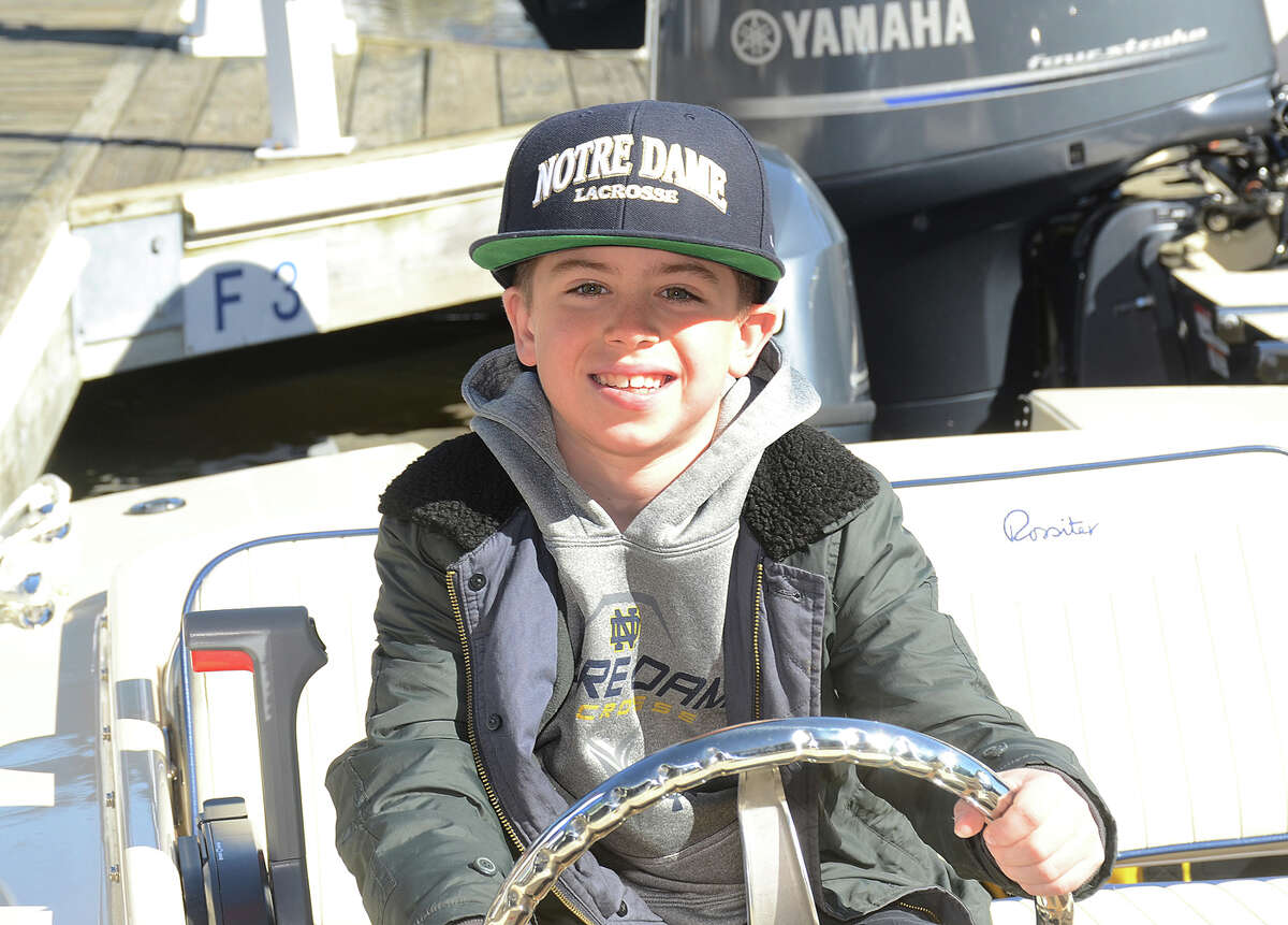 The Greenwich Boat Show, in its ninth year, will feature more than 100 new boats from almost 20 dealers and more than 40 brands. Every year it takes place on the Mianus River in Cos Cob in front of the Greenwich Water Club. Were you SEEN?
