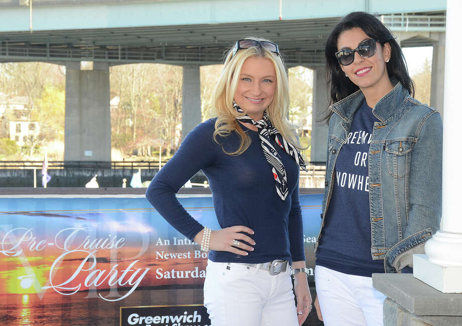 The Greenwich Boat Show, in its ninth year, featured more than 100 new boats from almost 20 dealers and more than 40 brands. It was held April 8-9, 2017. Every year it takes place on the Mianus River in Cos Cob in front of the Greenwich Water Club. Were you SEEN? Photo: J.C. Martin