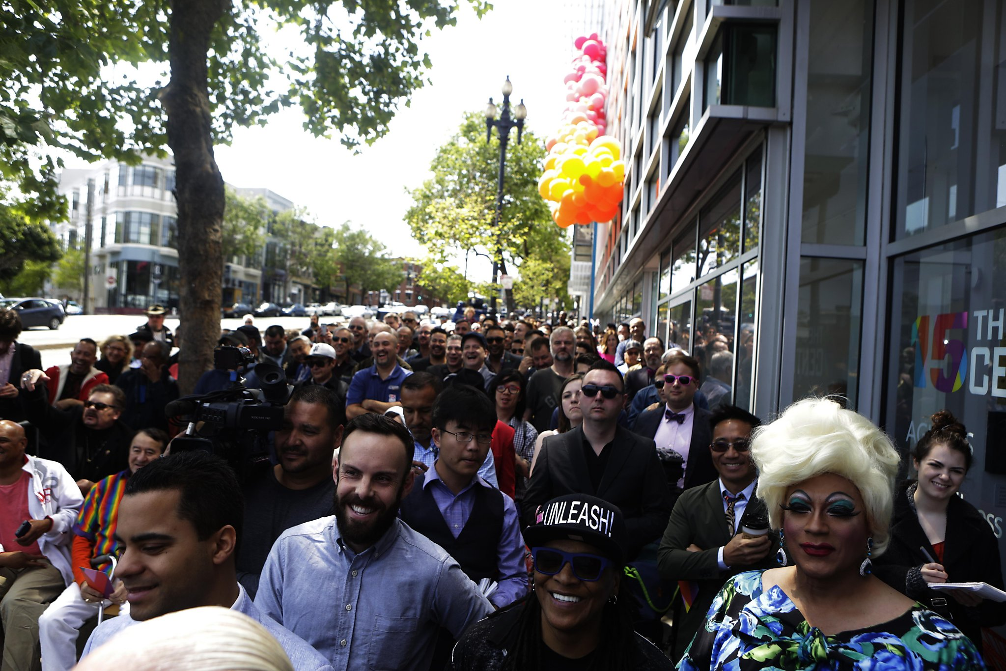 SF LGBT Center marks 15th anniversary with major renovation