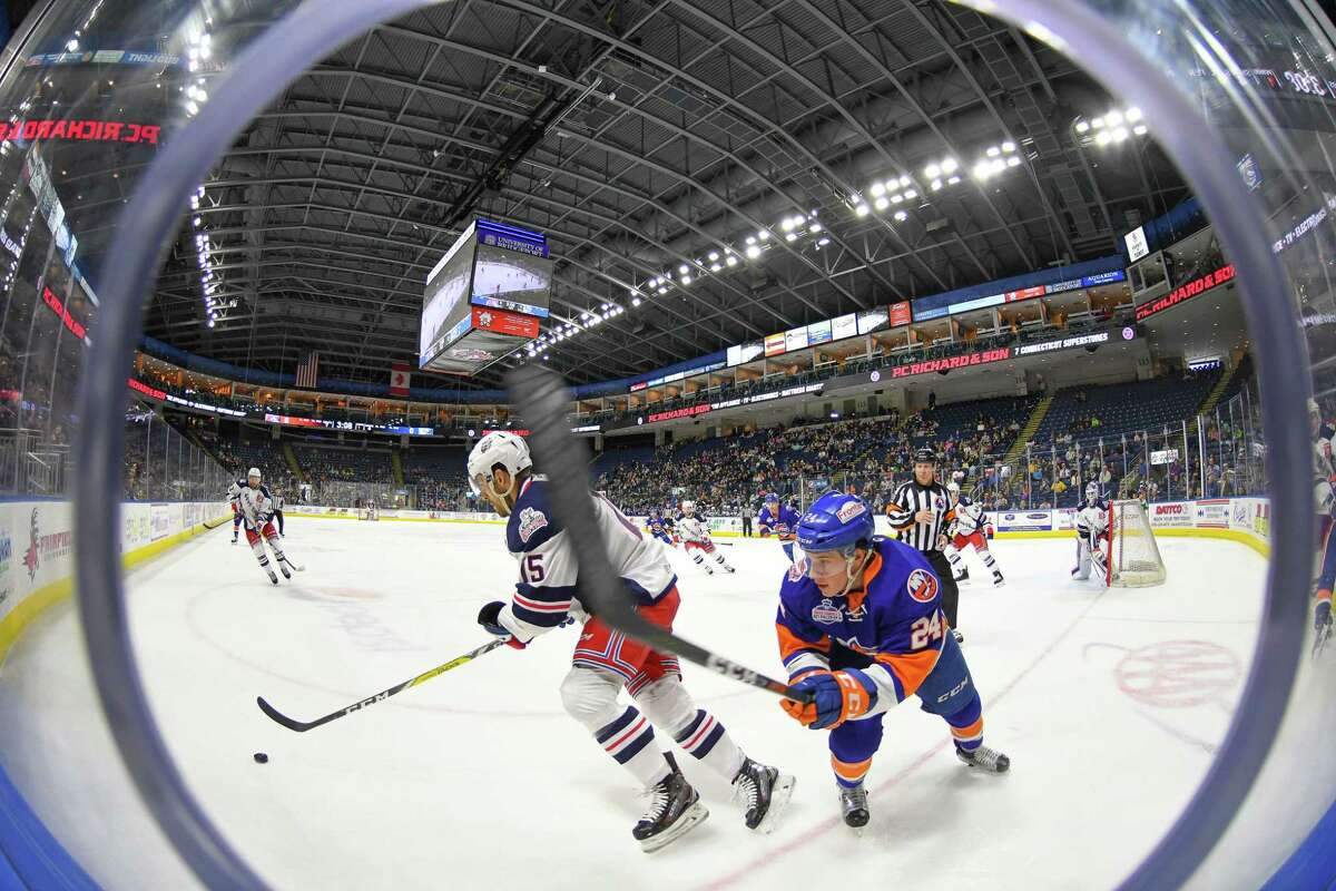 Get ready to howl at the top of your lungs when the Hartford Wolf Pack plays their last home game of the year against the Springfield Thunderbirds on Sunday. Find out more.