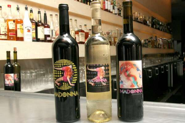 Madonna Confessions Wine (Photo by Hal Horowitz/WireImage)
