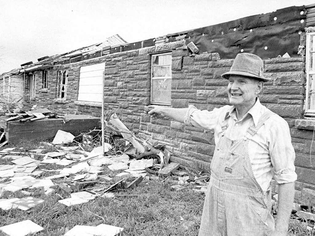 a look back at terrible tuesday one of texas deadliest tornado lawton oklahoma tornado damage in lawton oklahoma photo courtesy of the lawton constitution