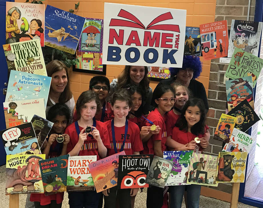 Roberts Elementary School students win big at Junior Name that Book Competition Photo: Roberts Elementary PTO