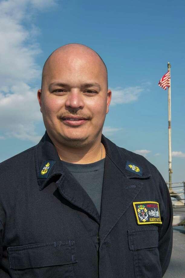 Richmond Native Alberto Martinez Earns Commissioning To