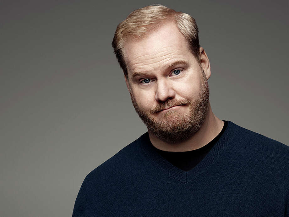 """Jim Gaffigan is set to perform at the Smart Financial Centre on April 20, 2018. The """"Noble Ape"""" tour kicks off later this month.See which fast food items Americans can get enough of..."""