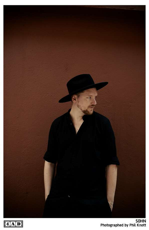 Sohn, a.k.a. Toph Taylor, plays in S.F. on Wednesday, April 12. Photo: Phil Knott