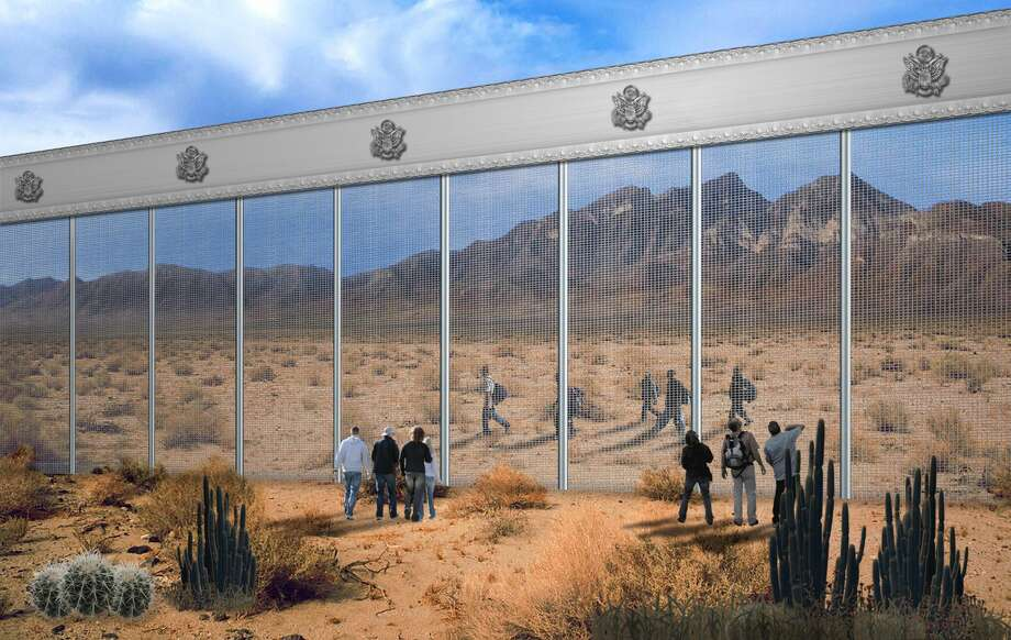 Border Wall designsLast week marked the deadline for companies to submit their designs for Trump's border wall.Click through to see what companies have come up with for Trump's border wall. Photo: Penna Group