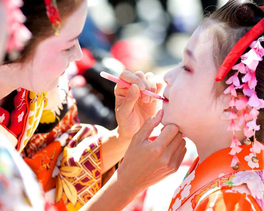 Photos from the 2016 Northern California Cherry Blossom Festival in San Francisco's Japantown. This year's festival will take place on April 8-9, 2017 and April 16-17, 2017, with a closing parade on Sunday, April 17, 2017. Photo: Northern California Cherry Blossom Festival