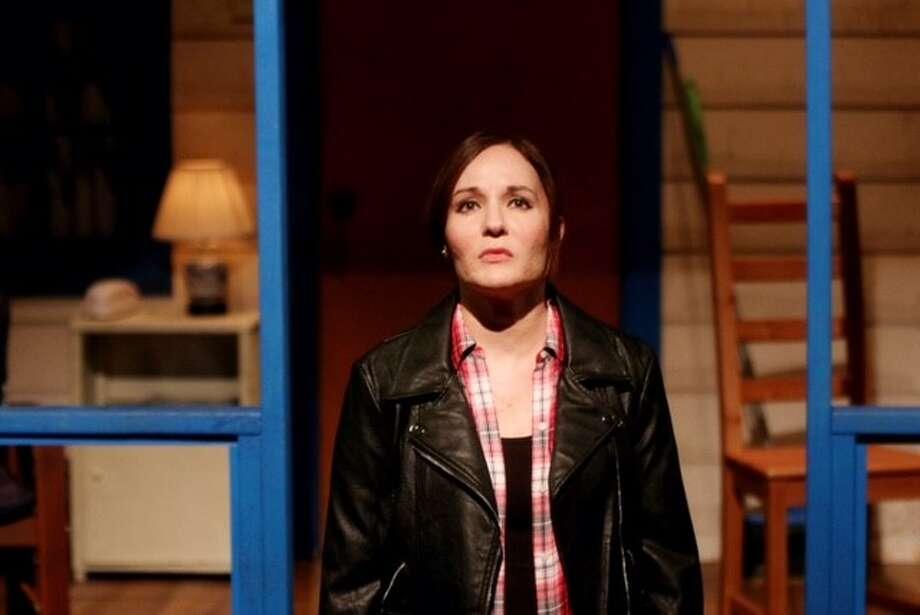 "Patricia Duran stars in ""A Heroine Free Summer."" Photo: Pin Lim"