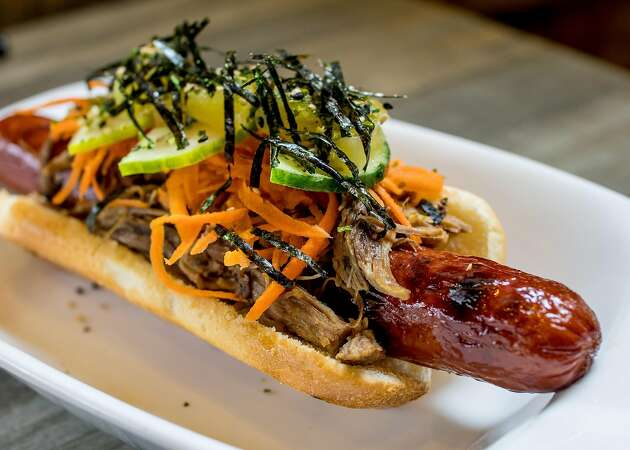 Jonathan Kauffman: S.F. gets a taste of Japanese-style hot dogs