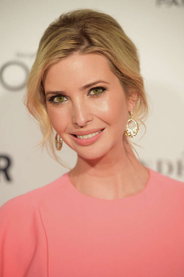 Ivanka Trump attends 2015 Glamour Women Of The Year Awards at Carnegie Hall on November 9, 2015 in New York City. Photo: Dimitrios Kambouris