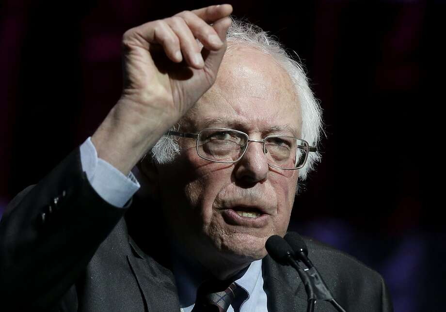 Some of Sen. Bernie Sanders' ideas, once viewed as radical, are moving toward the mainstream. Photo: Steven Senne, Associated Press