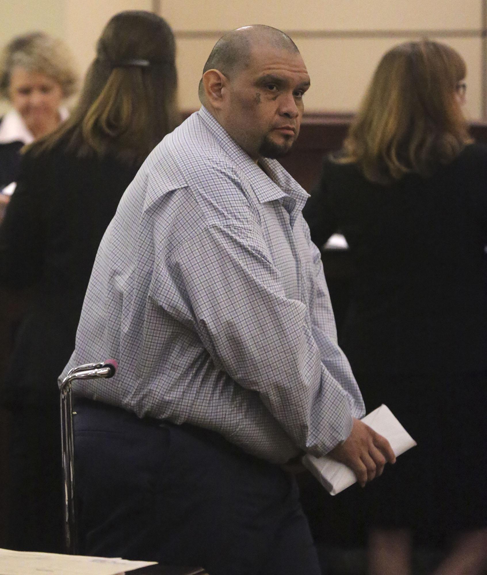 Man sentenced to life in prison in 2015 bathtub killing