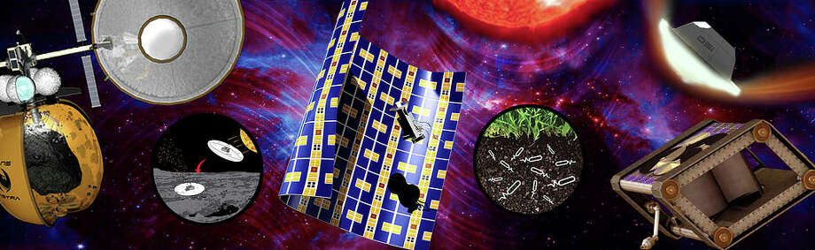 NASA has announced the wild ideas it will invest in through its Innovative Advanced Concepts program. The 2017 NASA Innovative Advanced Concepts (NIAC) portfolio includes 22 Phase 1 and Phase II concepts. Photo: NASA