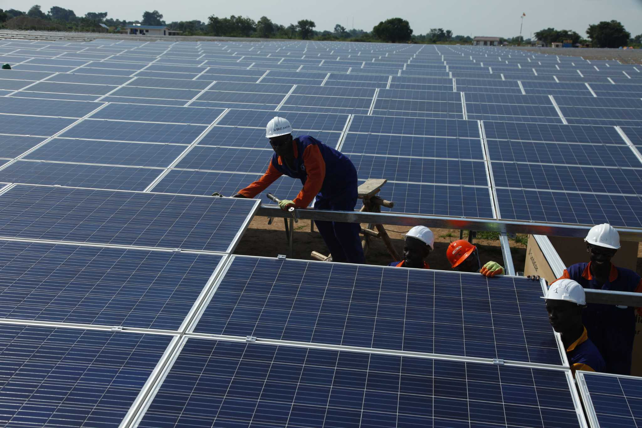 Texas A&M wins Energy grant to build power grid in India