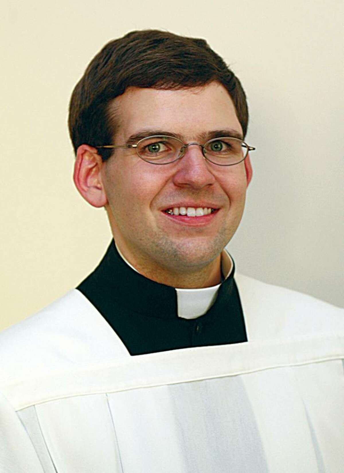 Michael P. Novajosky, 27, of Trumbull, is being ordained as a priest in the Bridgeport Diocese Saturday at 10 a.m. at St. Augustine Cathedral in Bridgeport.