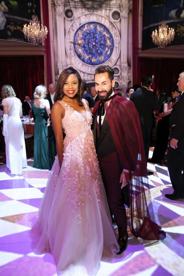 Closet case: the Opera Ball prom dress - Houston Chronicle