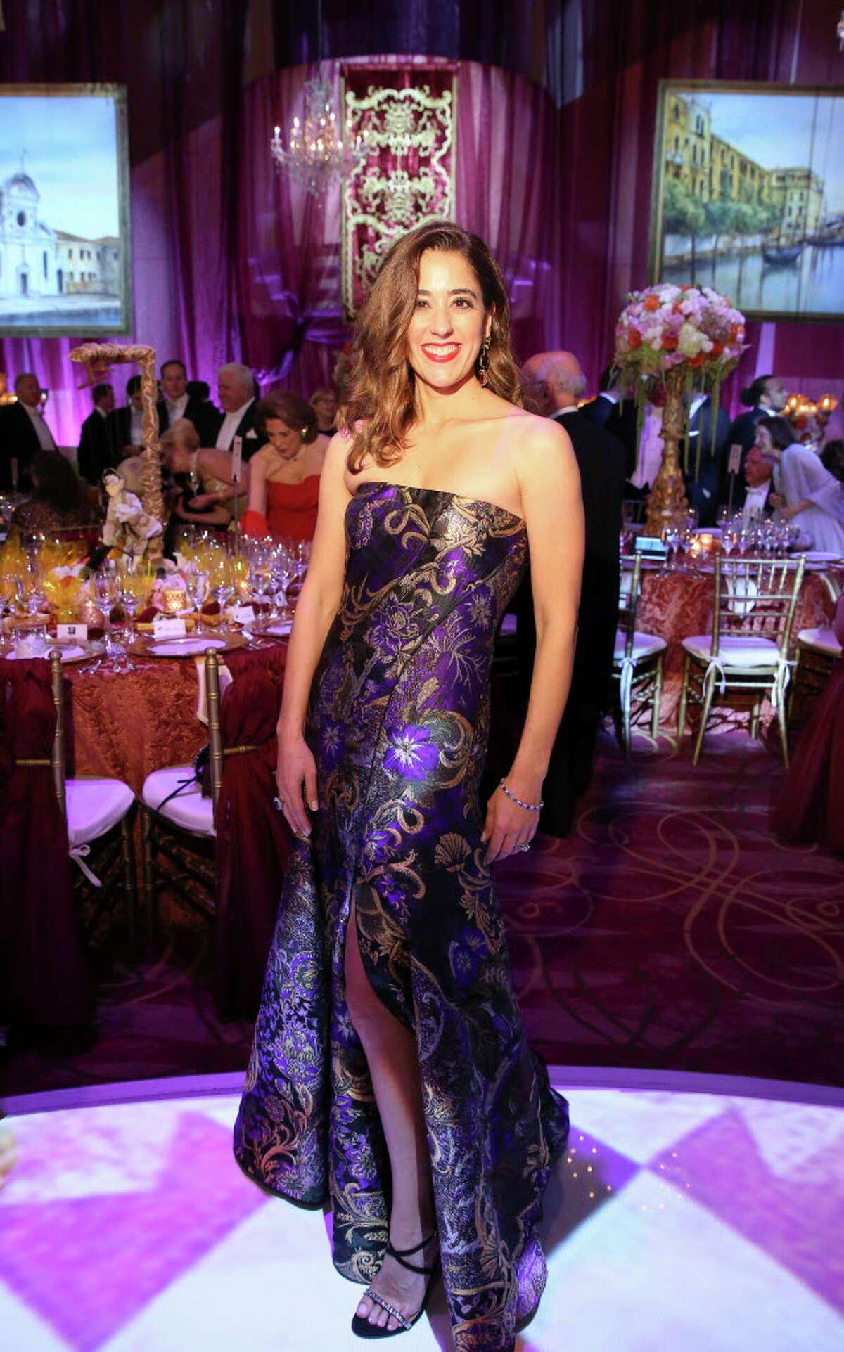 Kristina Somerville, philanthropist